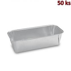 ALU miska hranatá 2270 ml 30,5 x 11,7 x 8 cm [50 ks]
