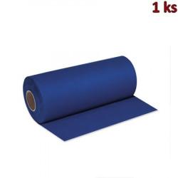 Běhoun na stůl PREMIUM 24 m x 40 cm tmavě modrý [1 ks]
