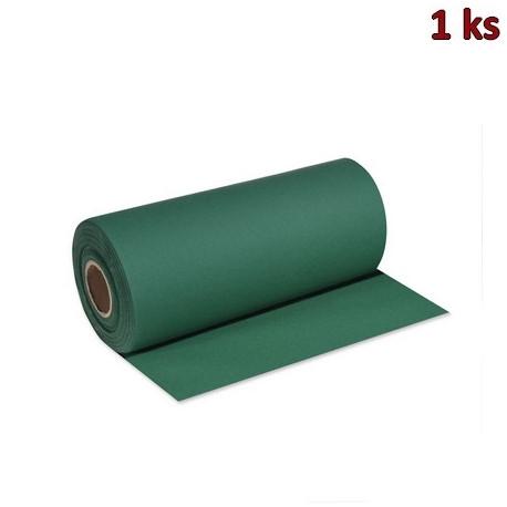 Středový pás PREMIUM 24 m x 40 cm tmavě zelený [1 ks]