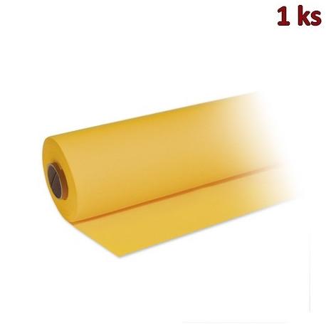 Ubrus PREMIUM 25 x 1,20 m žlutý [1 ks]