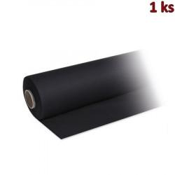 Ubrus PREMIUM 25 x 1,20 m černý [1 ks]
