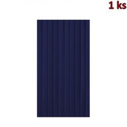 Stolová sukýnka PREMIUM 4 m x 72 cm tmavě modrá [1 ks]