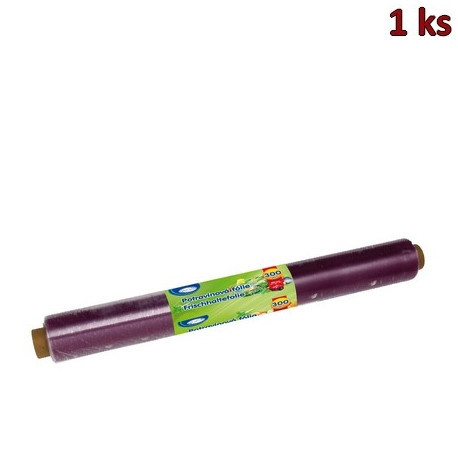 Potravinová fólie PVC 60cm x 300m jednotlivě balená [1 ks]