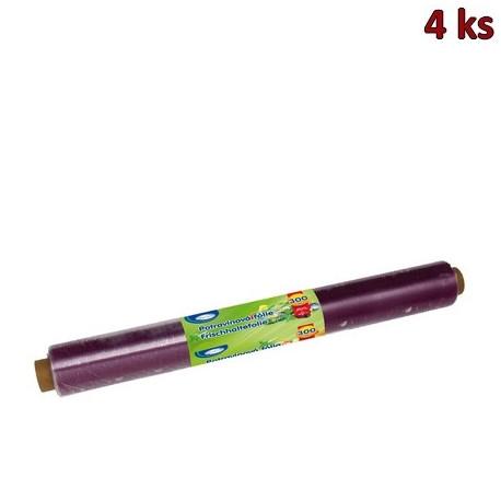 Potravinová fólie PVC 60 cm x 300 m [4 ks]
