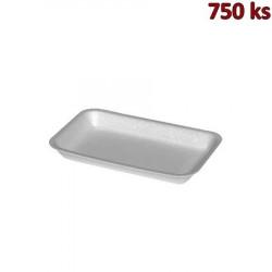 Podložní miska bílá 73, 218 x 135 x 24 mm EPS [1500 ks]