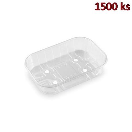 Miska na ovoce průhledná 125 ml (PET) [1500 ks]