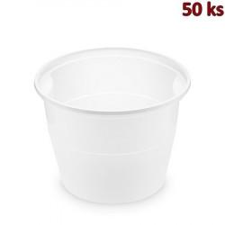 Polévková miska bílá PP 750 ml, Ø 127 mm [50 ks]