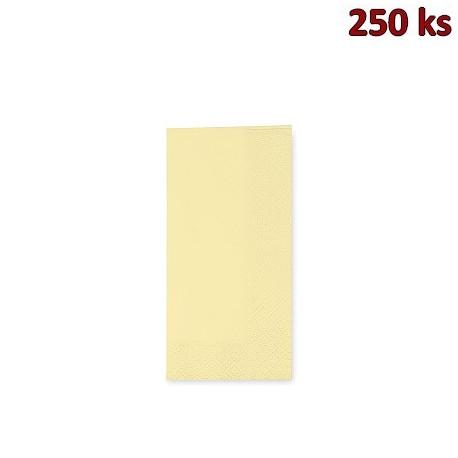 Ubrousky 3-vrstvé, 33 x 33 cm béžové 1/8 skládání [250 ks]