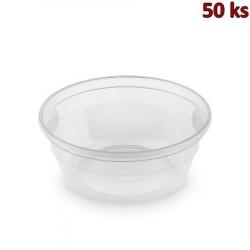 Polévková miska průhledná PP 350 ml, Ø 127 mm [50 ks]