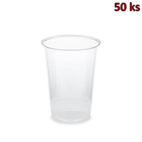 Kelímek průhledný 0,3 l (PLA) -BIO- (Ø 95 mm) [70 ks]