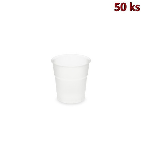 Kelímek 100 ml (CPLA) -BIO- (Ø 57 mm) [50 ks]