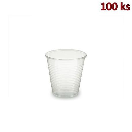Kelímek průhledný 0,15 l (PLA) -BIO- (Ø 70 mm) [100 ks]