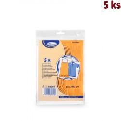 Chránič oděvů 65 x 100 cm [5 ks]