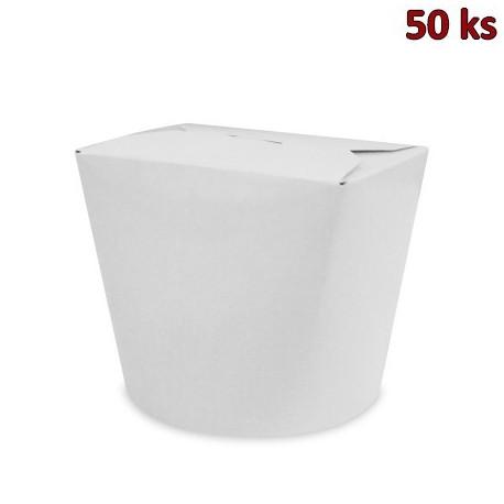 Food box bílý 750 ml (26oz) [50 ks]