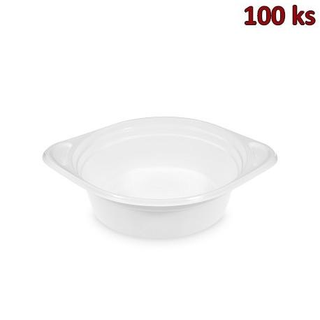 Šálek na polévku ECONOMY bílý (PP) 500 ml [100 ks]