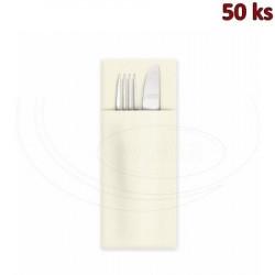 "Ubrousek PREMIUM 32 x 40 cm ""CutleryStar"" béžový [50 ks]"