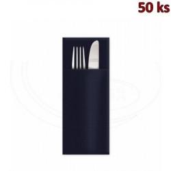 """Ubrousek PREMIUM 32 x 40 cm """"CutleryStar"""" černý [50 ks]"""