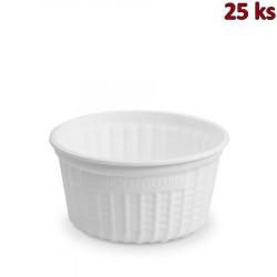 """Termo-miska """"airpac"""" kulatá bílá 350 ml, Ø 11,5 cm [25 ks]"""