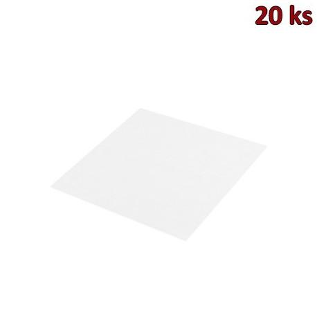 Papírový přířez, nepromastitelný 30 x 30 cm [1000 ks]