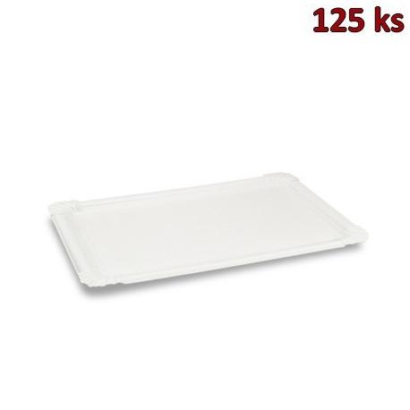 Papírový tácek 23 x 33 cm [125 ks]