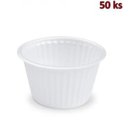 Termo-miska kulatá bílá 500 ml (XPS) [50 ks]