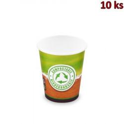 Papírový kelímek -BIO- 280 ml, M (Ø 80 mm) [10 ks]