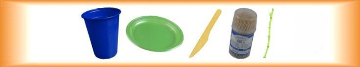Jednorázové nádobí