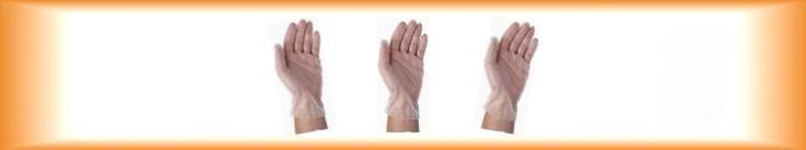 Vinylové rukavice