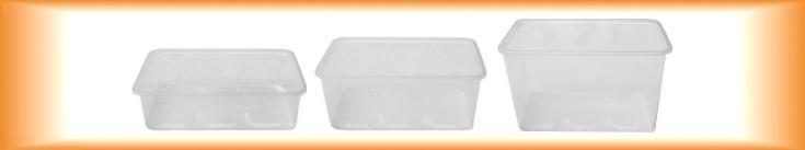 Vaničky na potraviny